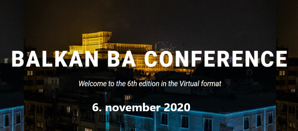 Business Analysis conference 2020