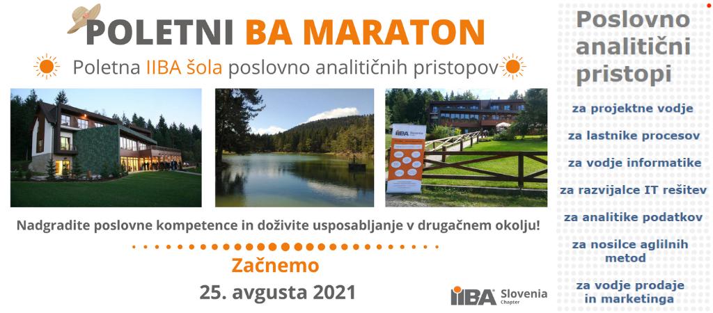 Poletni BA maraton