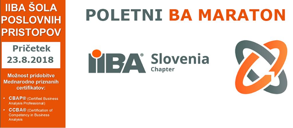 Poletna BA šola 2018